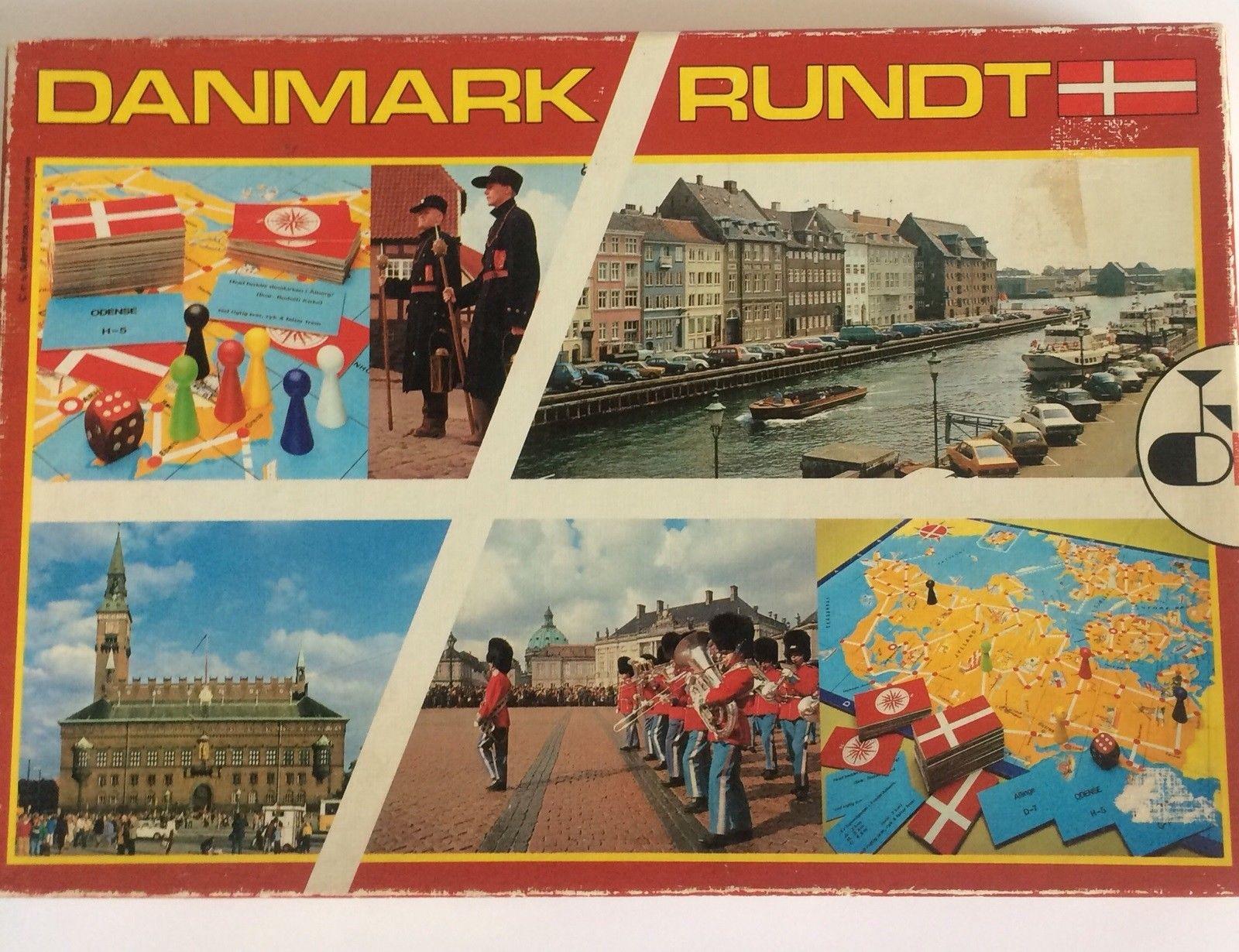 Danmark Rundt på spilregler.dk