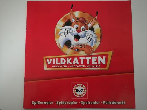 Vildkatten på spilregler.dk