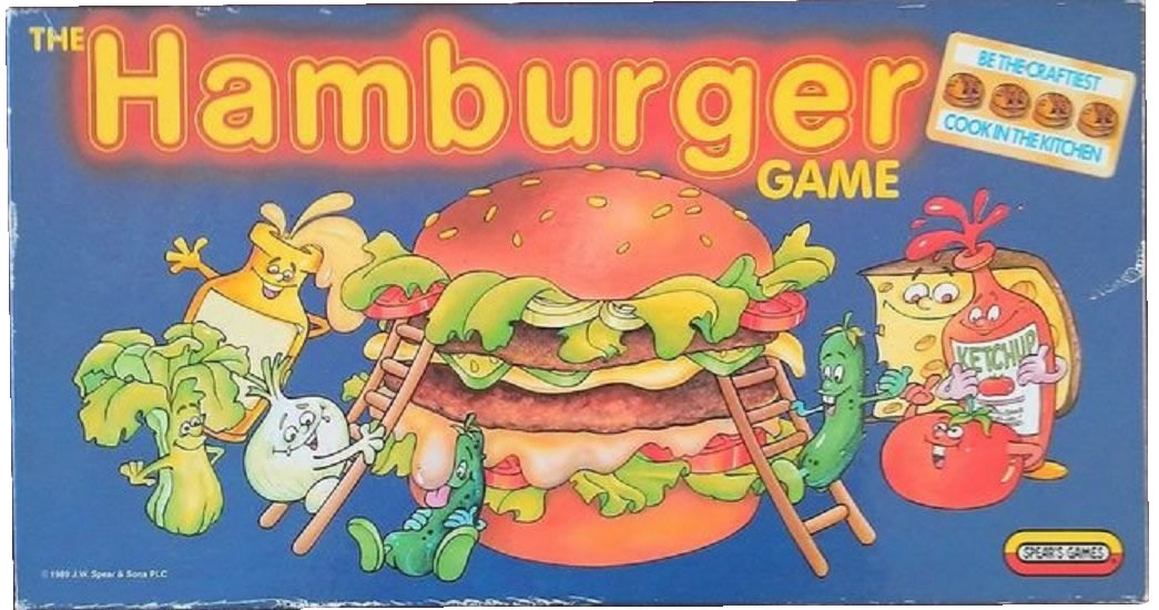 Hamburger game