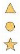 gule symboler